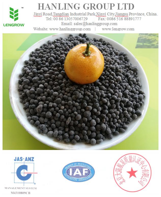 Amino acid compund NPK fertilizer granular