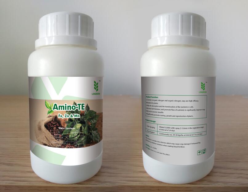 amino acid coffee fertilizer
