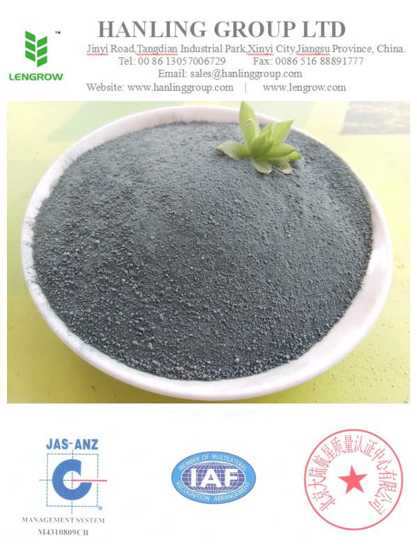 water soluble organic fertilizer-Amino acid chelated Cu