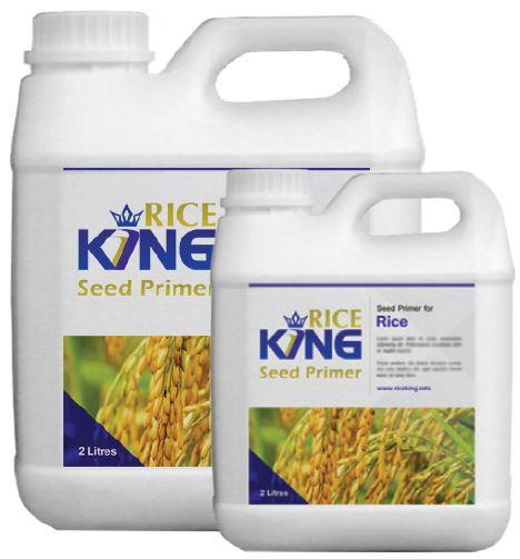 Rice KING Seed Primer
