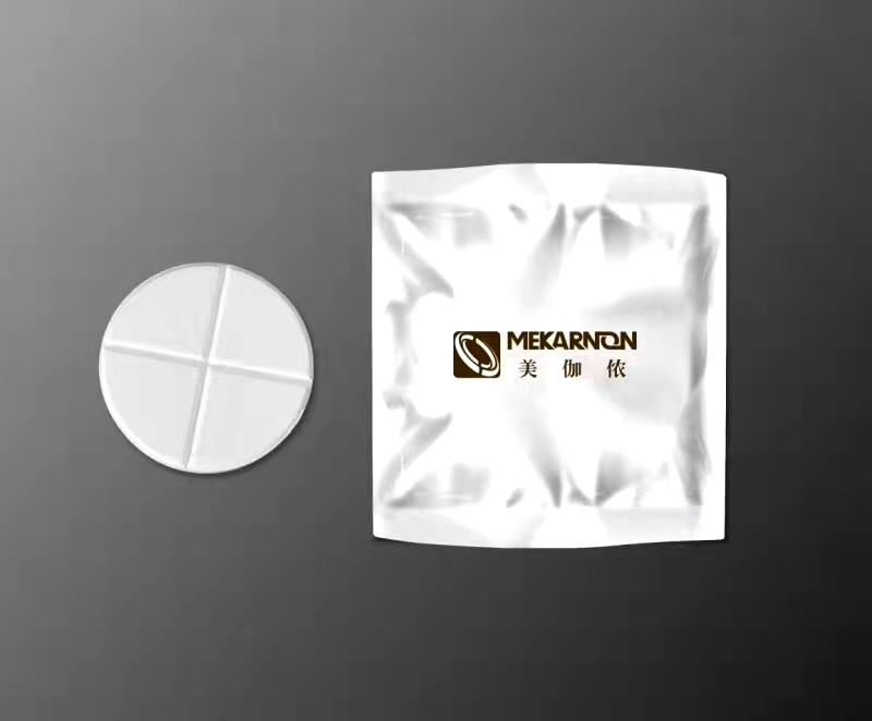 Zn effervescent tablets