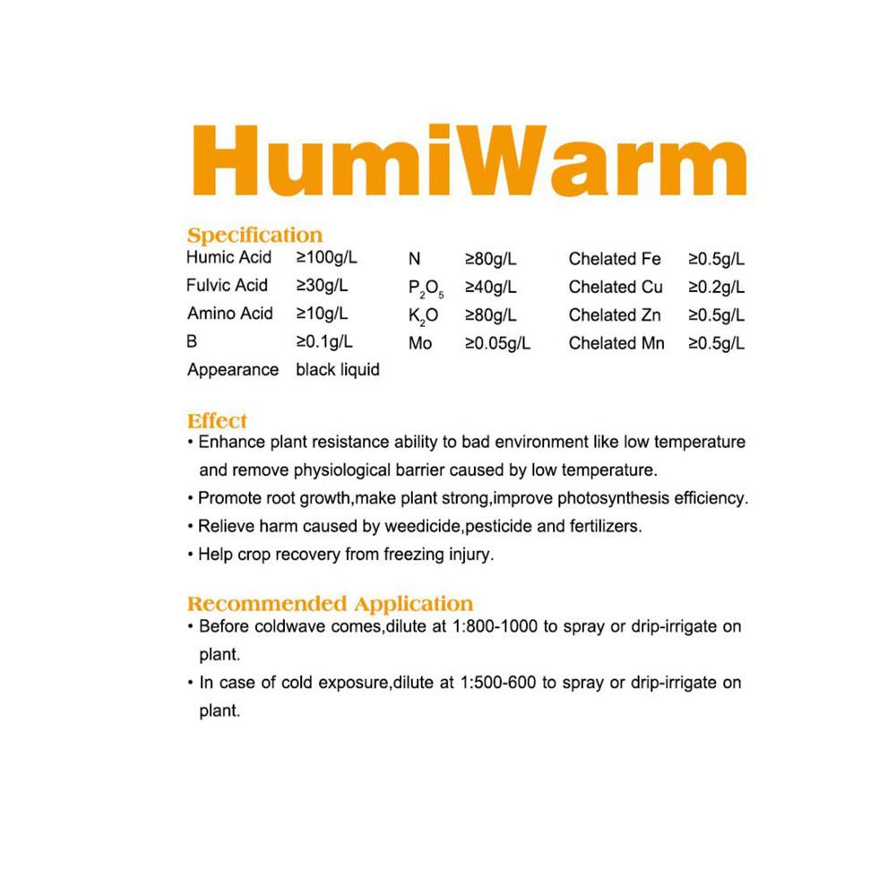 HUMIWARM