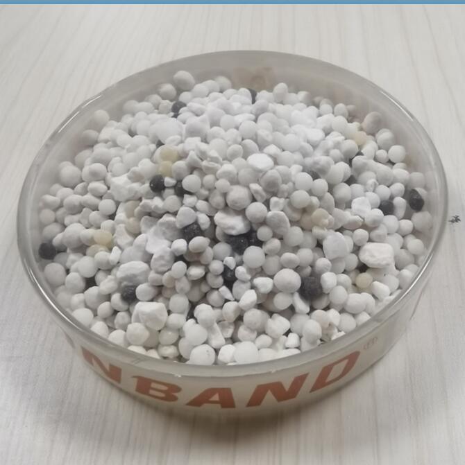 NPK16-11-18 controlled released fertilizer