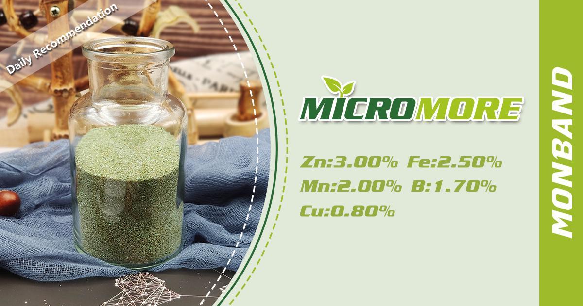water soluble trace element fertilizer