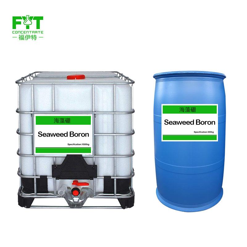Seaweed  boron boron fertilizer polymerized boron liquid boron